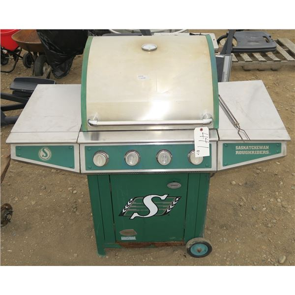 Sask Roughriders BBQ (Needs Work)