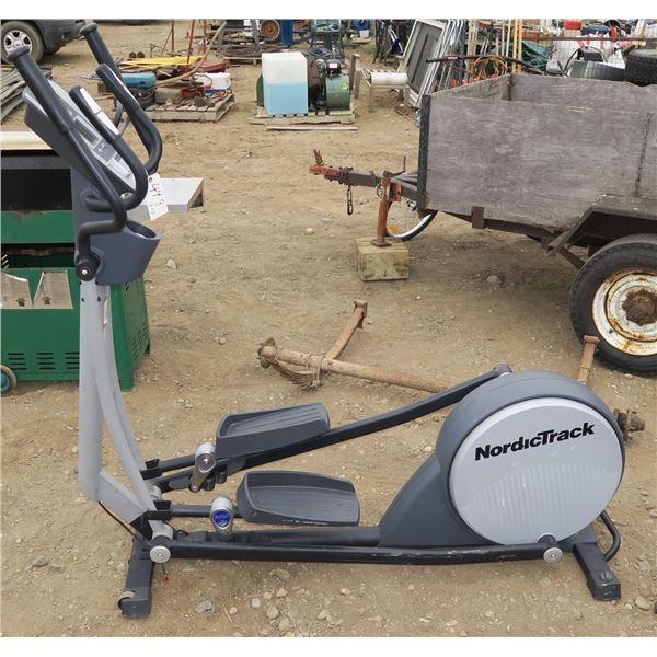 Nordictrack E73 elliptical machine