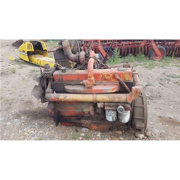 Loader Motor Unknown Make / Model