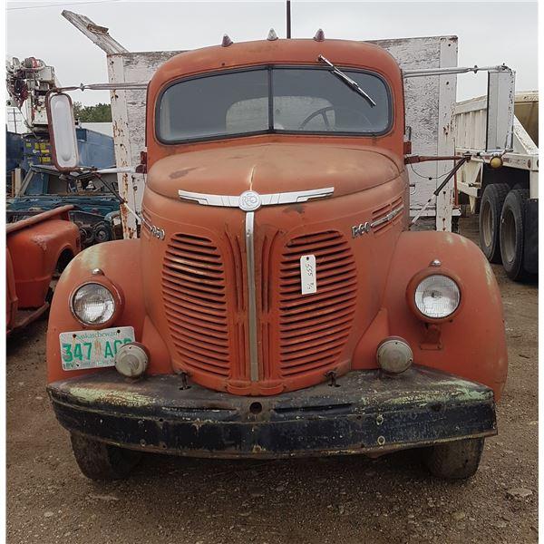1947 REO Speed-Wagon Last Plated 1986 # 55 R1724 C (has keys)