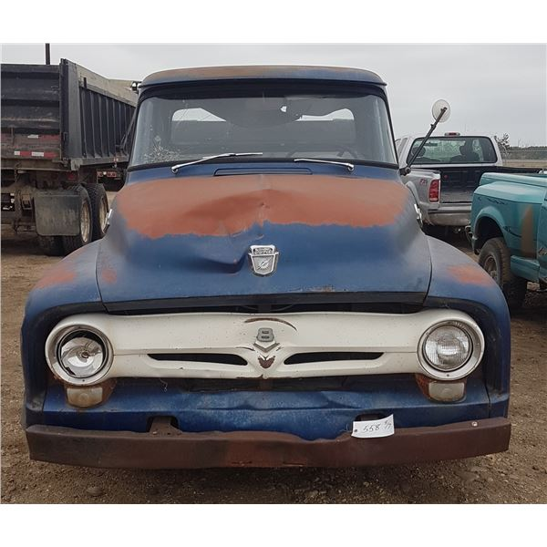 1956 Ford F350 4833530TK-13237 (HAS KEYS)