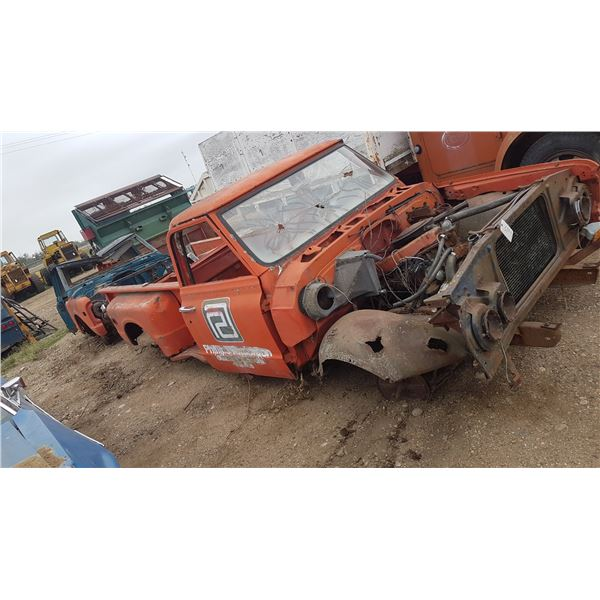 67-72 GMC 1/2 Ton And Parts Cab & Chassis