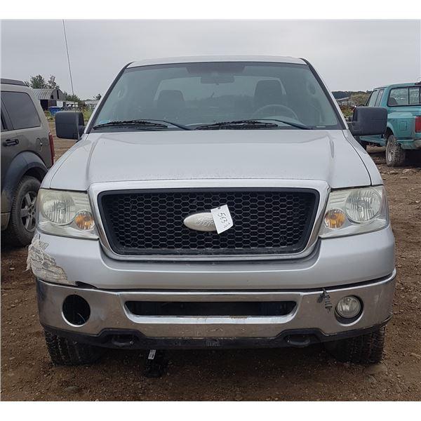 2006 Ford F150 4X4 (HAS KEYS) 1FTPW14526FB60850