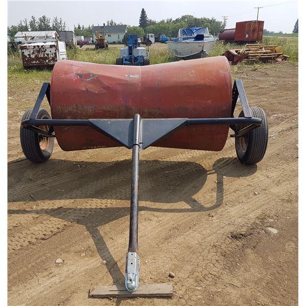 Hay Roller 6' Barrel