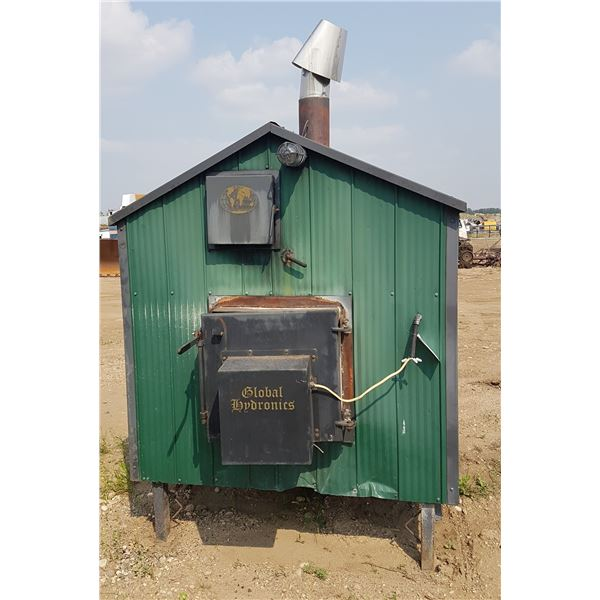 Wood Boiler 67 X 75 Inch