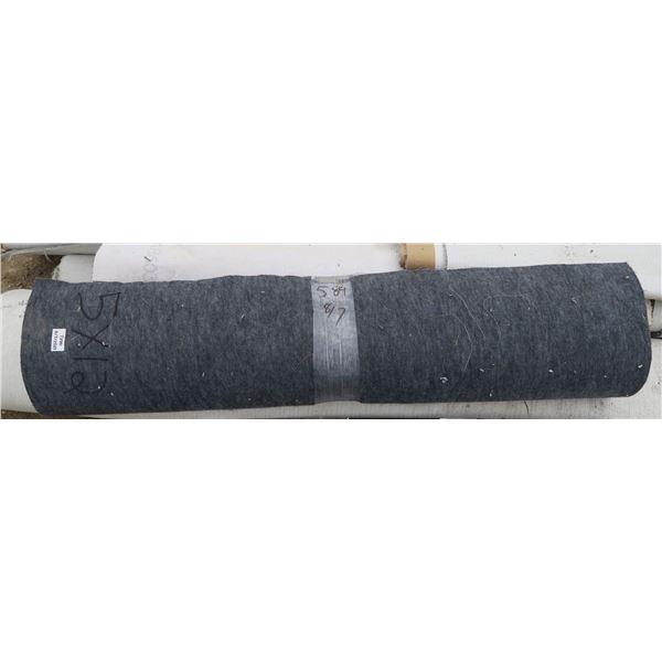 Carpet (Brand New): 5'×12'