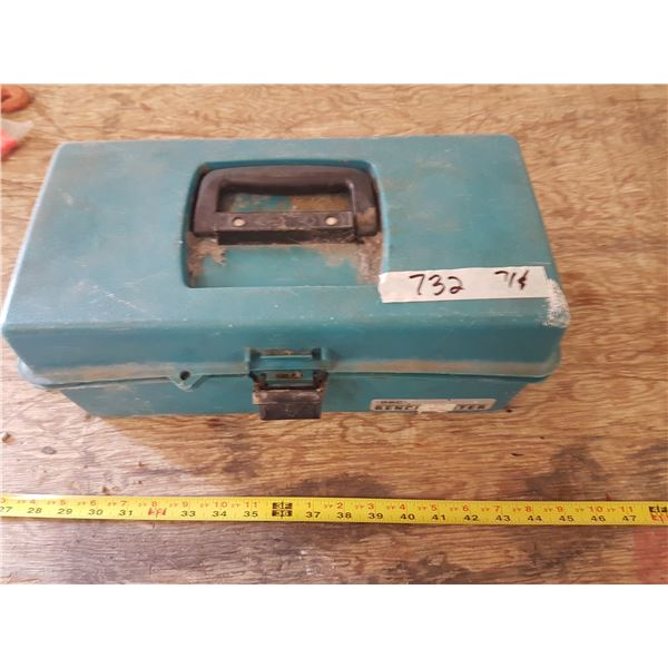 Toolbox & Crowfoot Wrenches & Misc. Tools