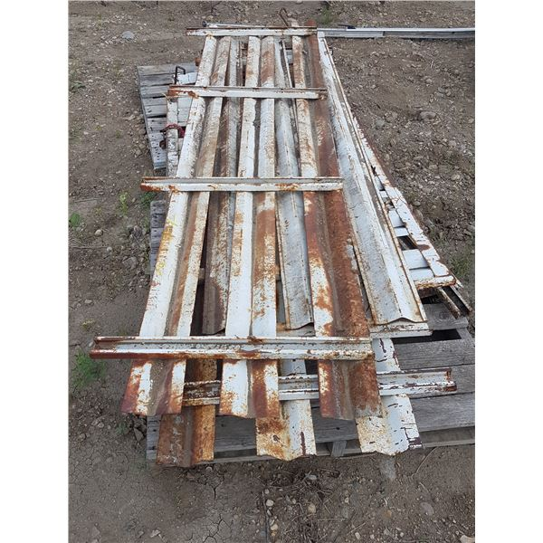 """Livestock Rack For Steel Box Various Length Pcs. Up to 104"""""""
