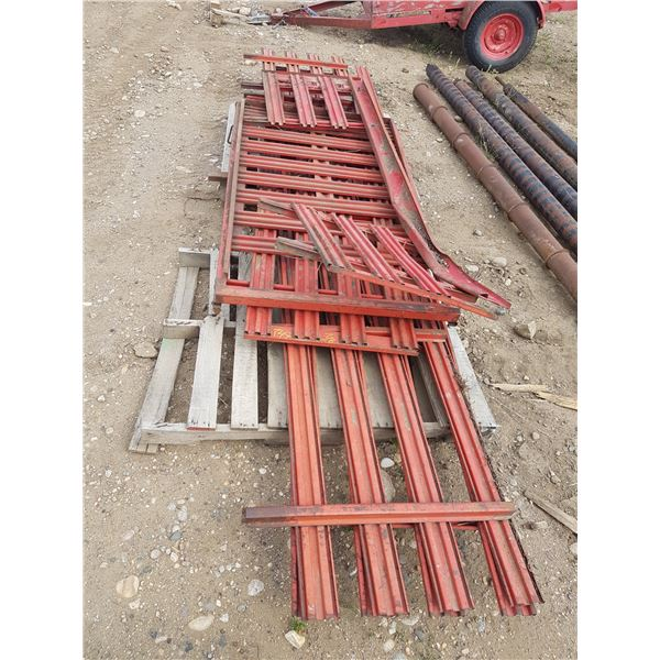 Livestock Rack For Steel Box Various Length Pcs. Up to 13'
