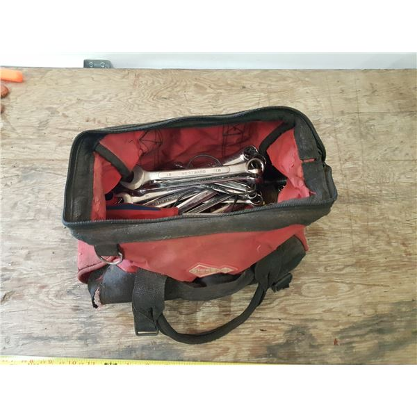 Tool Bag & Wrenches & Misc. Tools