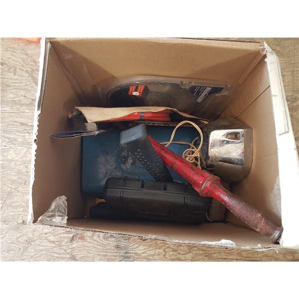 Soldering Kit & Misc. Tools