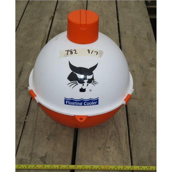 Floating Bobber Themed Cooler