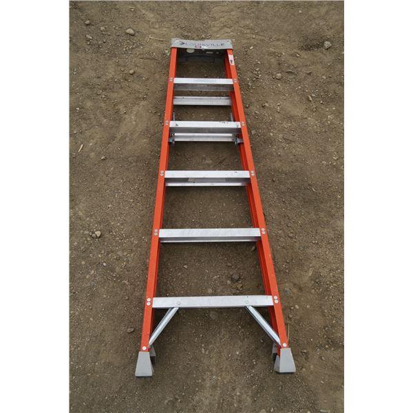 Louisville Fibreglass 6' Ladder