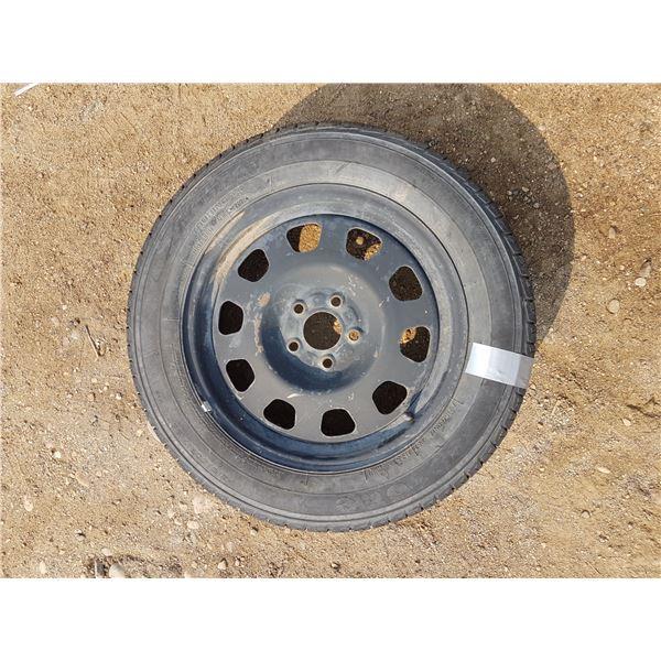 215/60/17 Firestone Tire & Dodge Rim