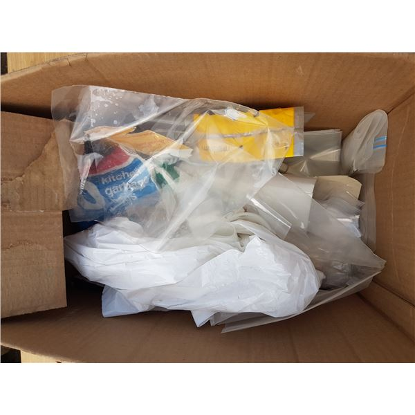 Assorted Garbage Bags