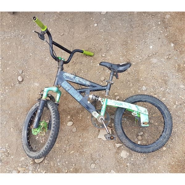 "Bike 25"" Seat Height"