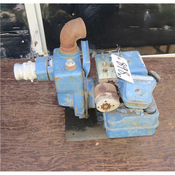 3 HP Water Pump