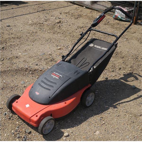 """19"""" Lawn Hog, Electric Lawn Mower"""