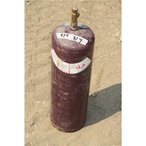 Oxi Acetylene Tank