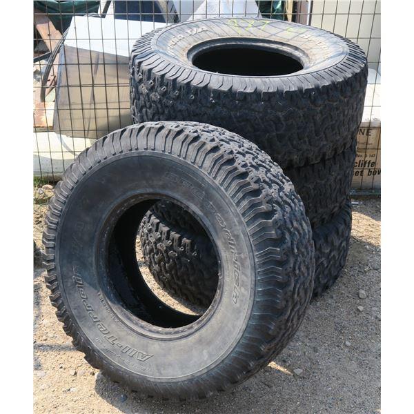 4 BF Goodrich Tires 33/12.5/15