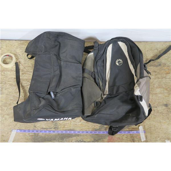2 Snowmobile/ATV Utility Bags