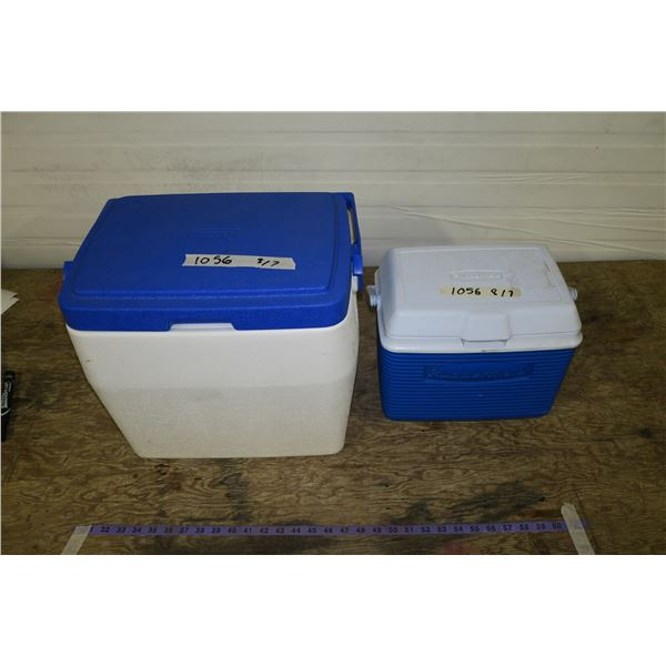 Small + Medium Sized Coolers