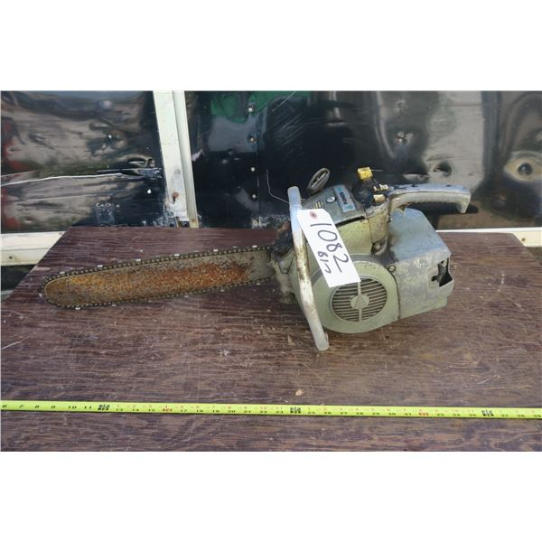 """Pioneer Chainsaw 18"""" Bar Motor Not Seized"""