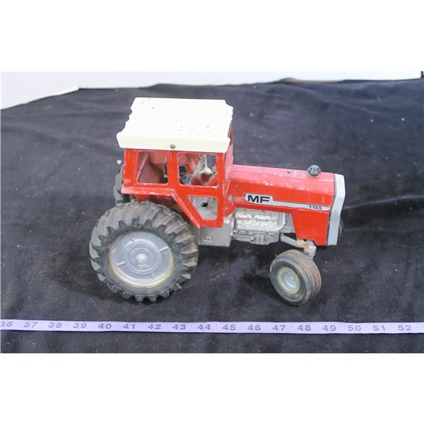 MF 1155 Toy Tractor (Roof Chipped)