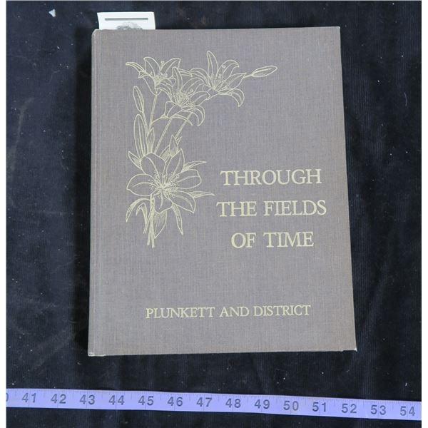 Plunkett, Sask. History Book