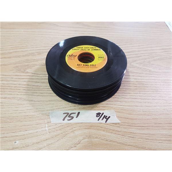 Lot 45 Records (No Sleeves)