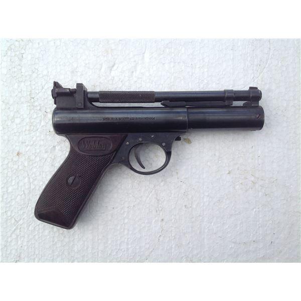 Webley Pellet Pistol