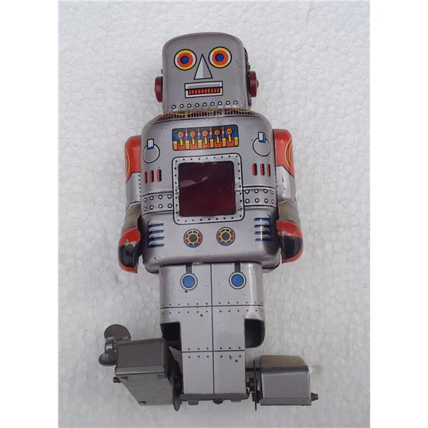 Working Windup Robot Made In Japan