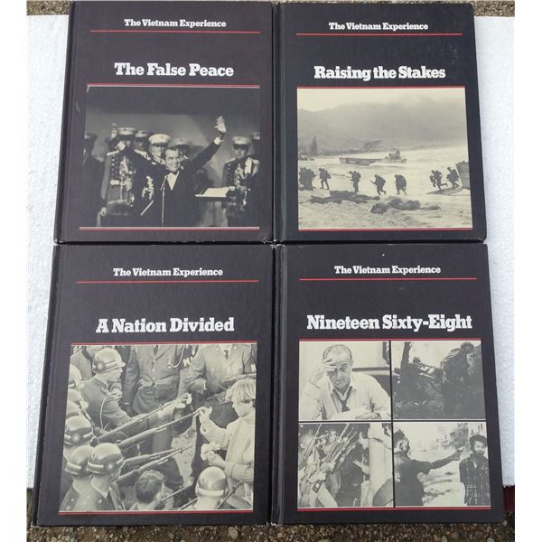 (7) The Total Vietnam Experience Books