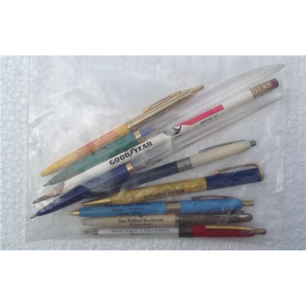 Massey And Goodyear Pens