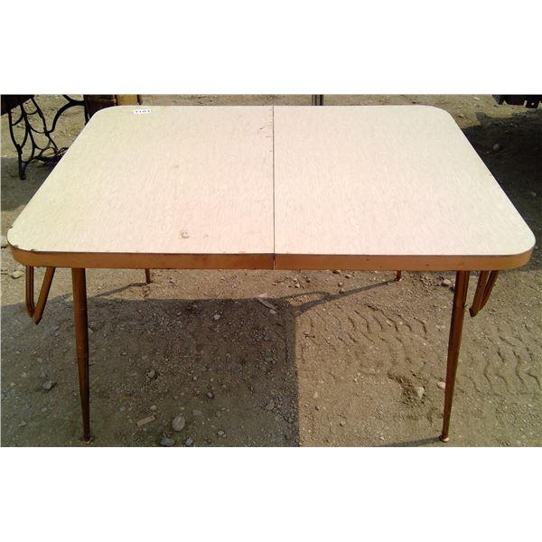 "Folding Table - 47""w x 35.5"" d x 29"" h"