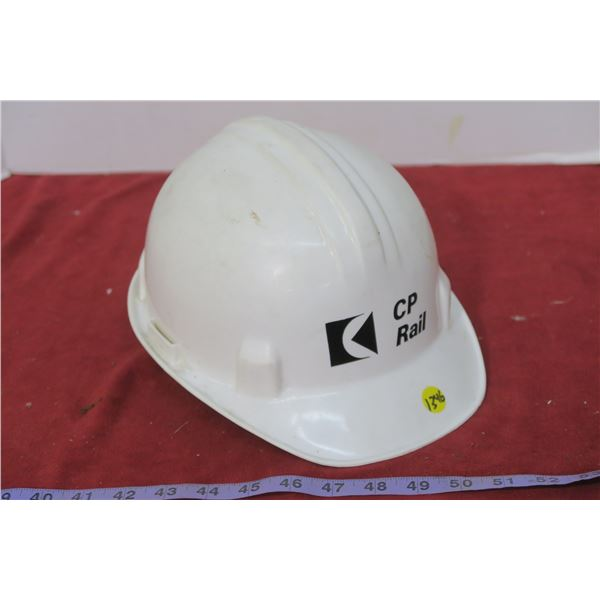 CP Rail Safety Helmet