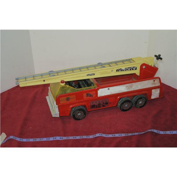 """Tonka Fire Truck 19"""""""