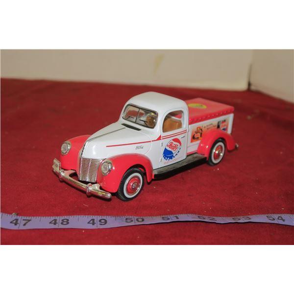 Pepsi Cola Truck 1:24 Scale Die Cast