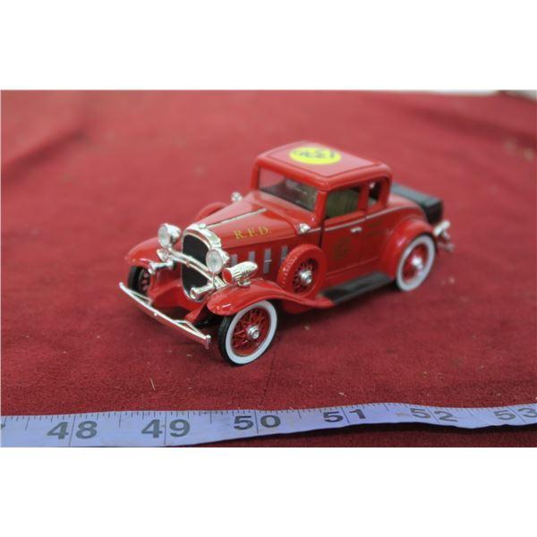 1932 Fire Chief 1:43 Scale
