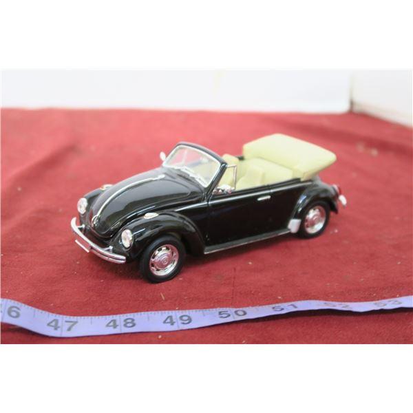 VW Beetle Convertible 1:43 Scale
