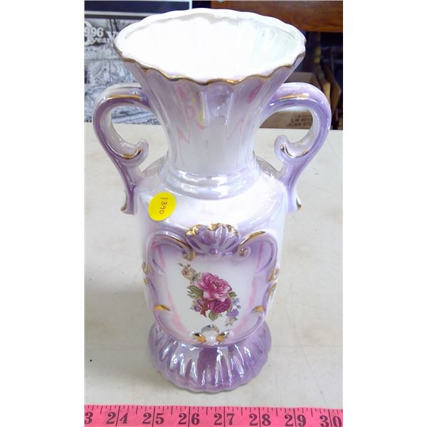 Mauve Vase