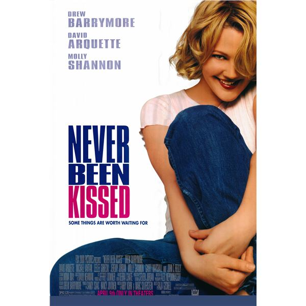 Never Been Kissed 1999 original movie poster