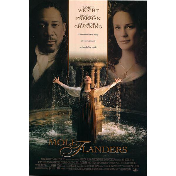 Moll Flanders original 1996 vintage one sheet movie poster