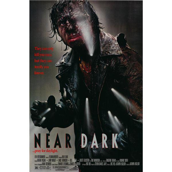 Near Dark 1987 original vintage movie poster
