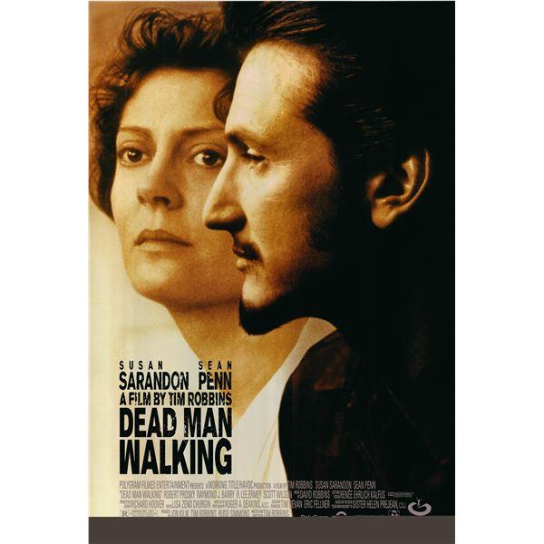 Dead Man Walking 1995 original one sheet movie poster