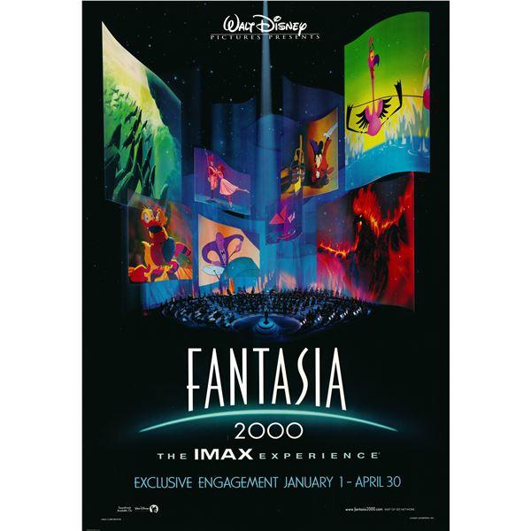 Fantasia 2000 original movie poster