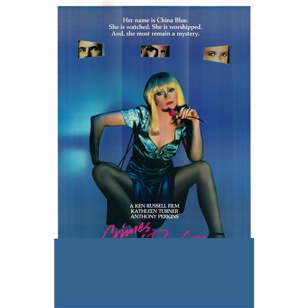 Crimes of Passion 1984 original vintage movie poster
