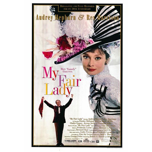My Fair Lady 1994R original movie poster
