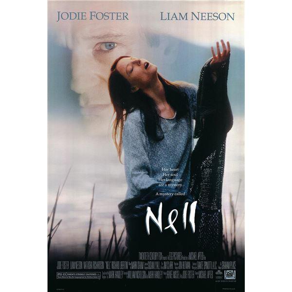 Nell 1994 original movie poster