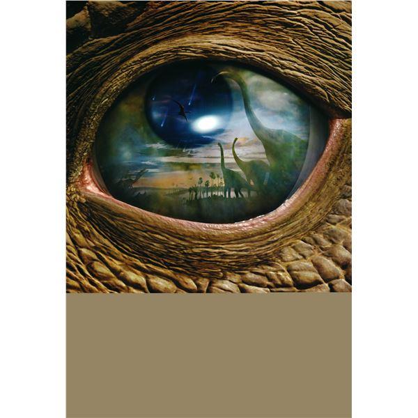 Dinosaur 2000 original movie poster